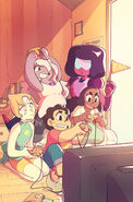 Steven Universe Issue 24 Cover B