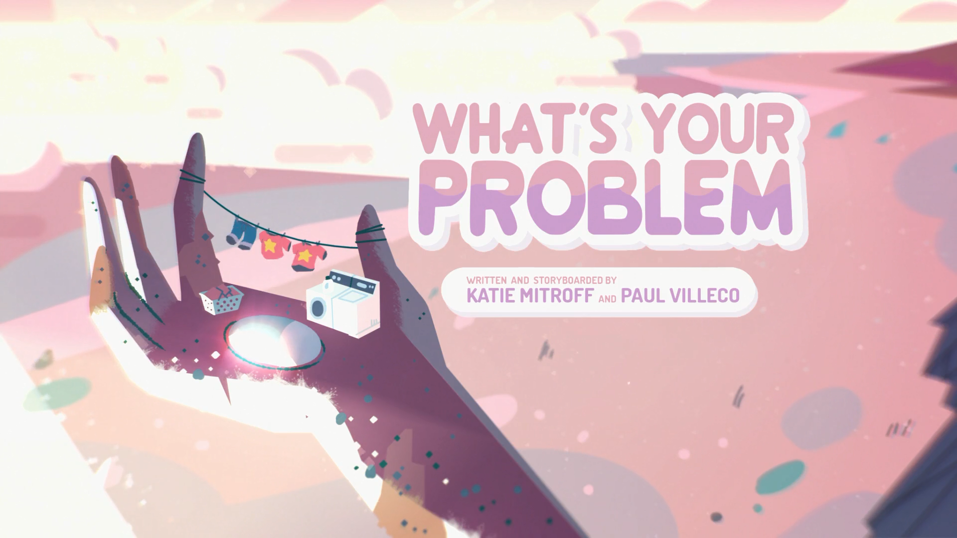 What's Your Problem/Gallery