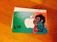 JJ Steven Gift Card
