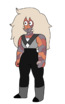 Noreena Jasper (White Colony Uniform) by Kyrope