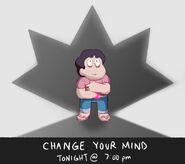Change Your Mind promo art by Nicole Rodriguez