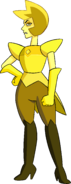 Yellow Diamond (Modelsheet 3) by RylerGamerDBS