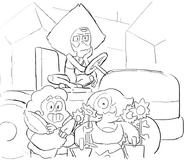 Back to the Kindergarten Storyboard 1