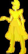 Yellow Diamond (Comunicator Screen Palette) by RylerGamerDBS
