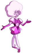 Pink Diamond (White Light Palette) by RylerGamerDBS