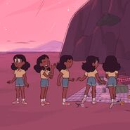 Together Forever Connie Model Sheet