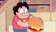 Cheeseburger Backpack 061