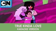 True Kinda Love Karaoke Version Steven Universe the Movie Cartoon Network