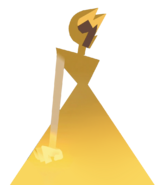 Yellow Diamond (Simplistic Design)