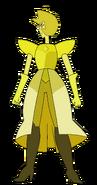 Yellow Diamond Full Body