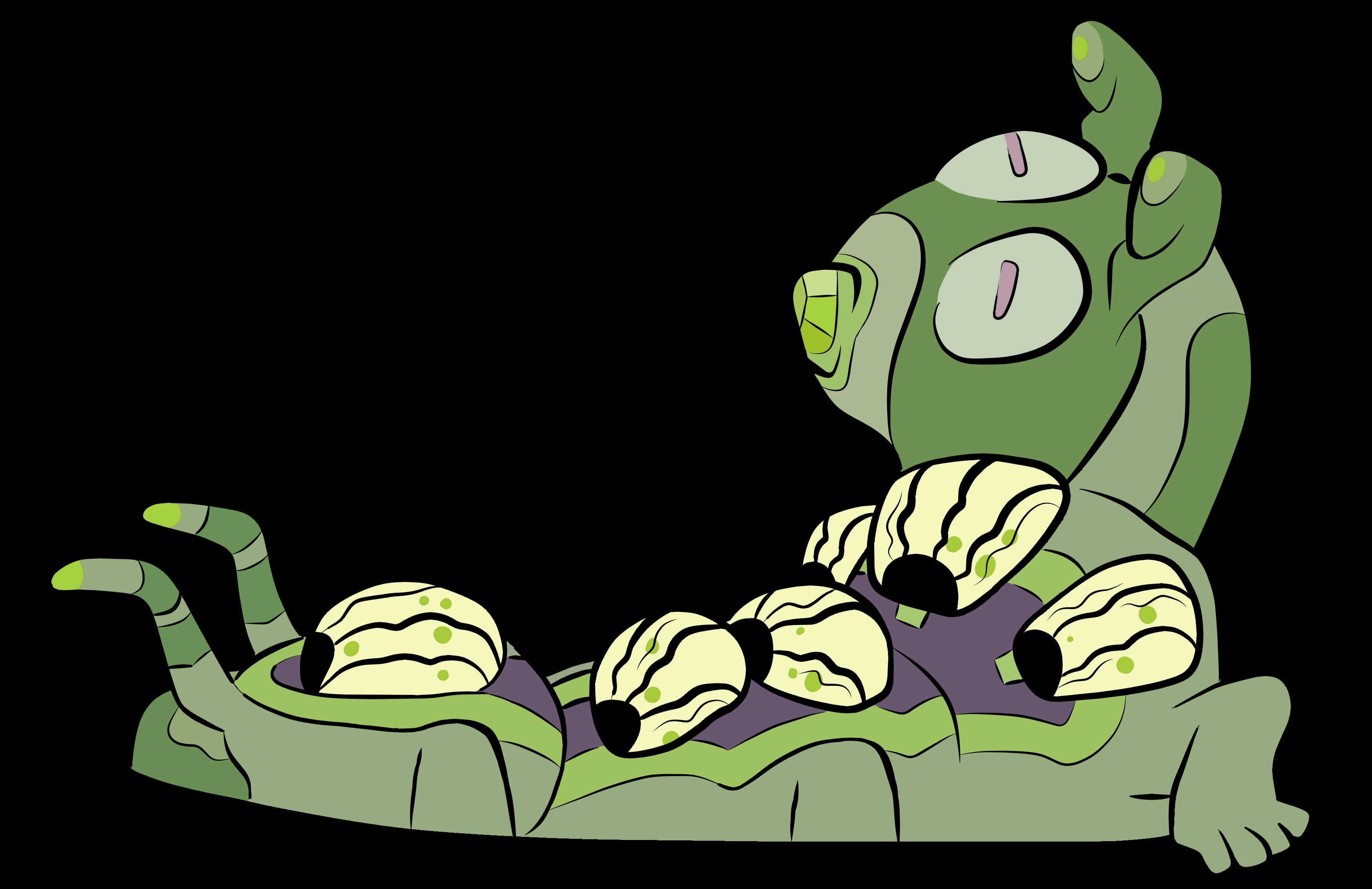 Slug Monster