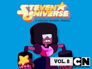 Steven Universe Vol. 8 Cover (UK)