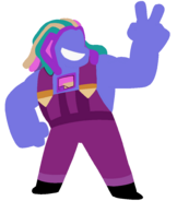 Bismuth's simplistic design Happily Ever After ByMaleLapis