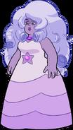 Amethyst -Rose Quartz-
