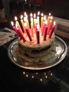 So Many Birthdays Food