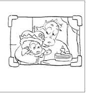 Steven's Birthday Storyboard 2