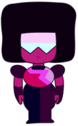 What Are Gems Chibi Garnet