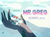 Mr. Greg