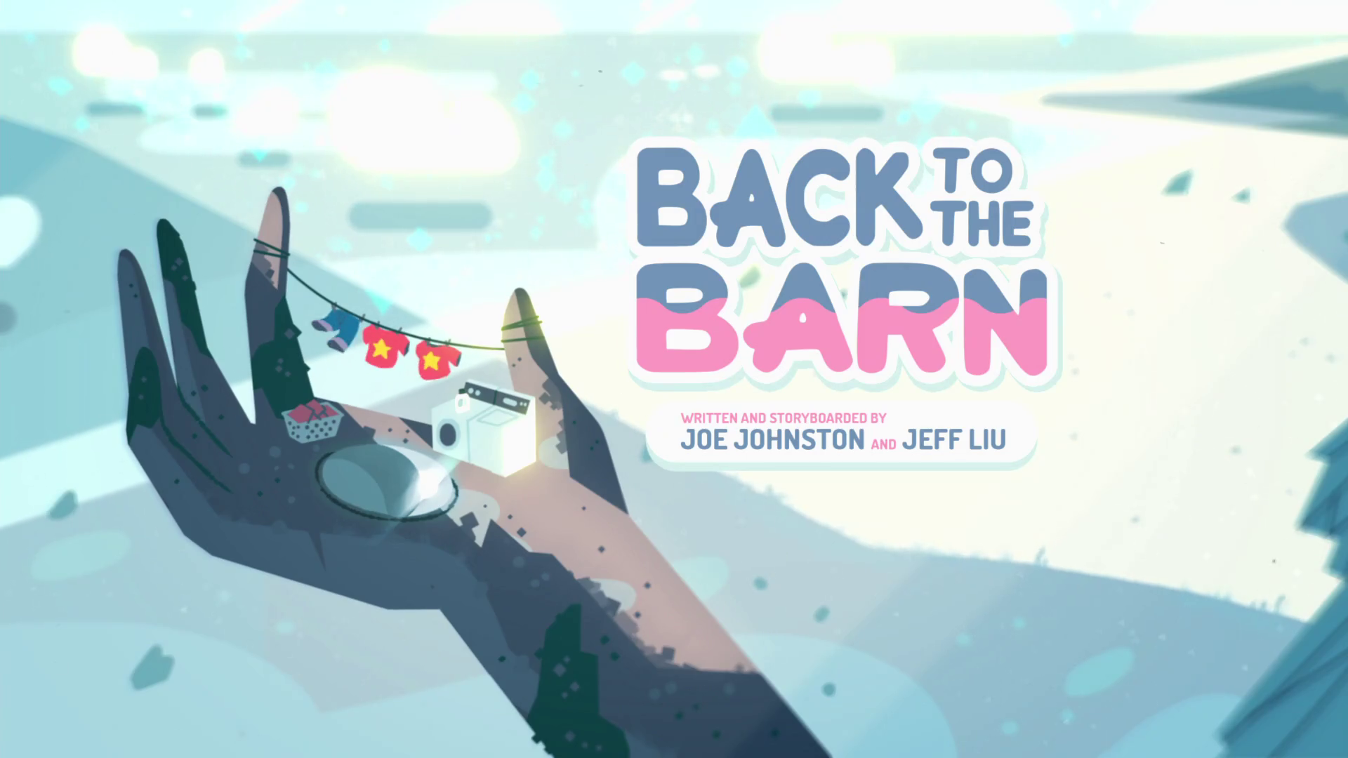 Back to the Barn