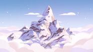 Snowy Mtn Background