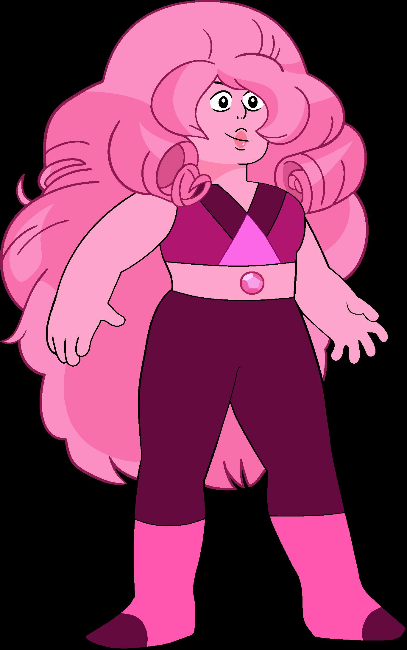 Rose Quartz (Shy Rose)