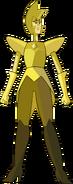 Yellow Diamond (Debut Render) by RylerGamerDBS
