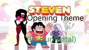 Steven Universe Soundtrack ♫ - Opening Theme Instrumental