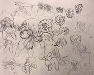 Sugilite Colin Howard Sketches