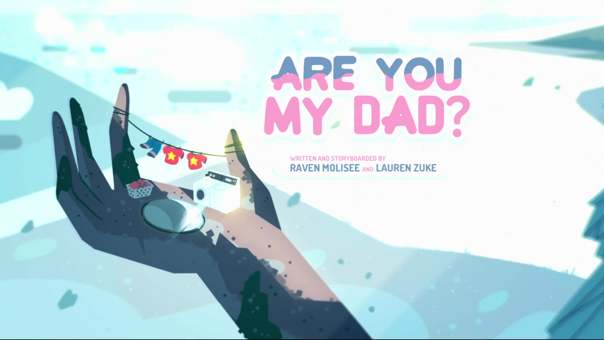 Are You My Dad?/Gallery