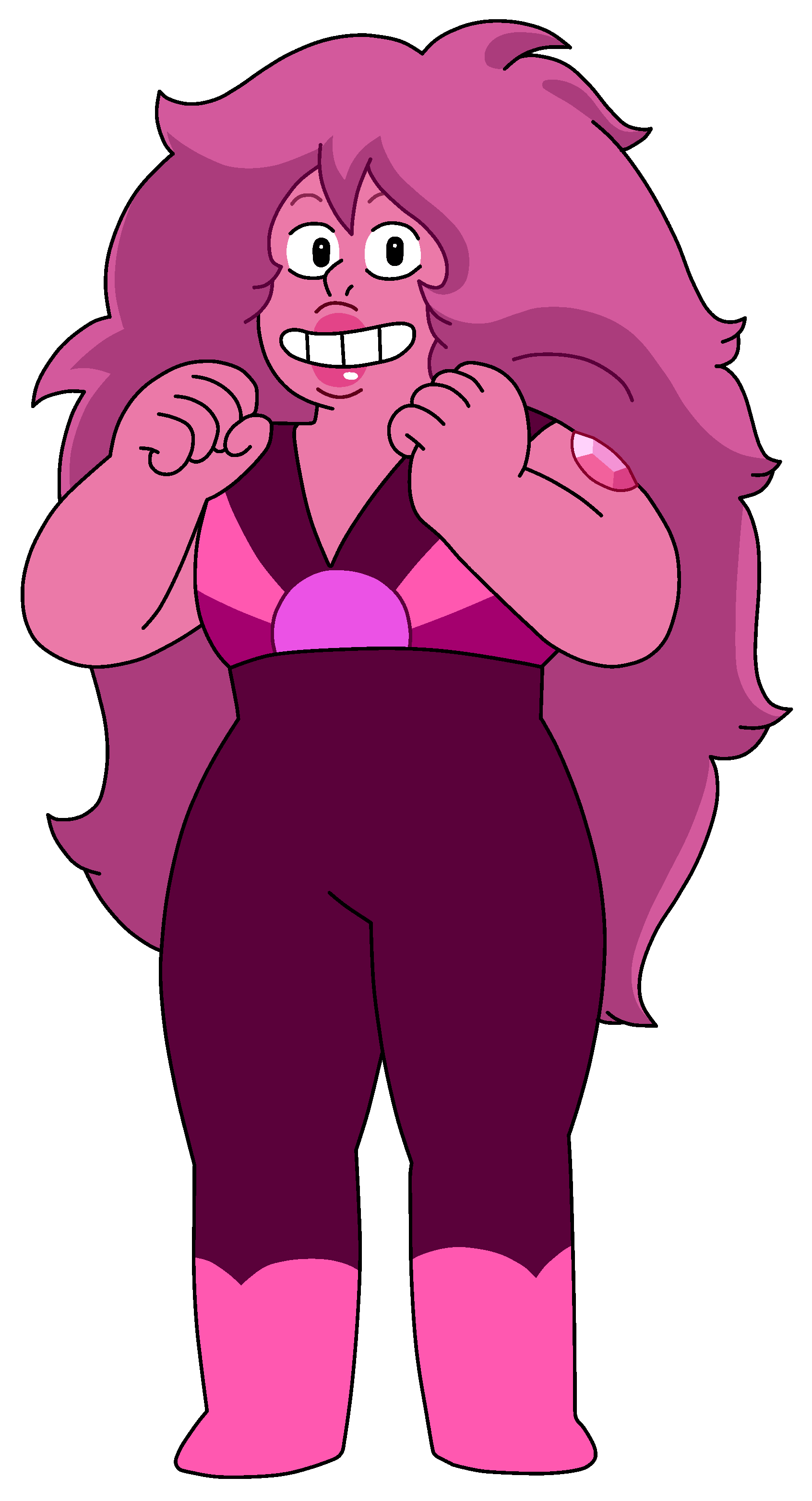 Rose Quartz (Superfan Rose)