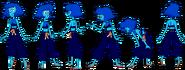 Lapis Lazuli (Modelsheet Poses S6) by RylerGamerDBS