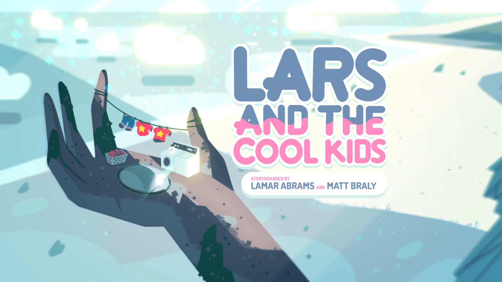 Lars and the Cool Kids/Gallery