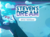 Steven's Dream