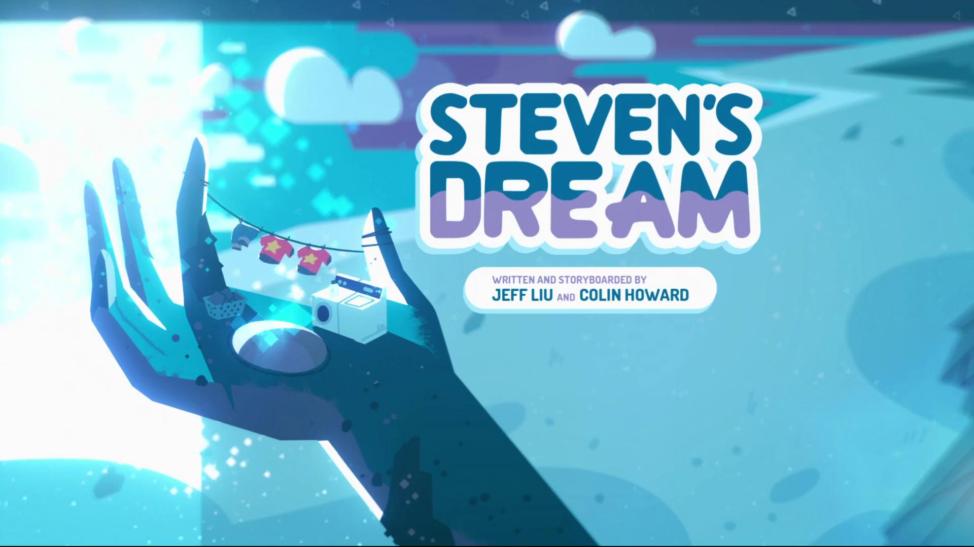 Steven's Dream/Gallery