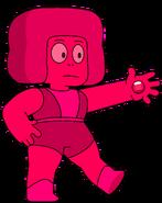 Monochrome Ruby