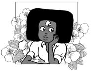 Garnet sketch 02
