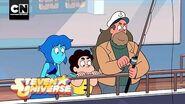 Alone At Sea Steven Universe Cartoon Network