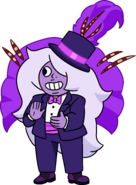 Amethyst Musical Theatre Outfit