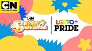 LGBTQ Pride Steven Universe Cartoon Network