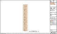 Steven's Lion Sand Column Model Sheet