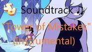 Steven Universe - Turm der Fehler (Instrumental)