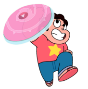 Steven Universe - With Weapon
