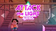 Attack the Light Steven Looking Left