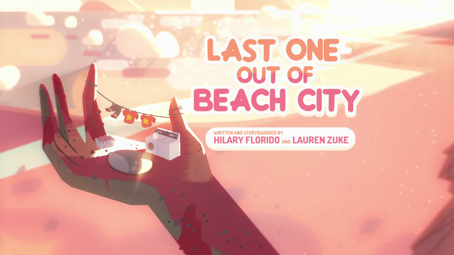 Last One Out of Beach City/Gallery