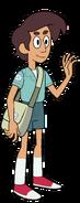Mailman Jamie without Hat Transparent
