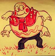 Watermelon Tourmaline Doodle 1