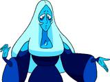 Niebieska Diament