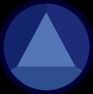 Sapphire gem - Rain