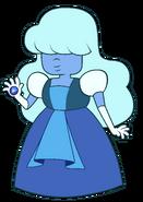 Sapphire Palette In The Frozen Motel