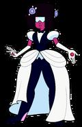 Garnet Wedding Outfit